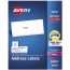 """Avery® Address Labels, Sure Feed™ Technology, Permanent Adhesive, 1"""" x 2 5/8"""", 7500/BX Thumbnail 1"""