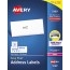"""Avery® Easy Peel® Laser Address Labels, Sure Feed™ Technology, Permanent Adhesive, 1"""" x 2 5/8"""", 3000/BX Thumbnail 1"""