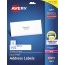 """Avery® Easy Peel® Address Labels, Laser, Sure Feed™ Technology, Permanent Adhesive, 1"""" x 4"""", 500/PK Thumbnail 1"""