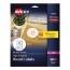 "Avery® High-Visibility Labels, 2 1/2"" Diameter, 300/PK Thumbnail 1"