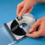 Avery® CD Labels, Print to the Edge, Permanent Adhesive, 250 Disc Labels and 500 Spine Labels/PK Thumbnail 2