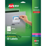 """Avery® Removable ID Labels, Removable Adhesive, 3 1/3"""" x 4"""", 150/PK Thumbnail 1"""