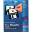"""Avery® Removable Diskette Labels, Removable Adhesive, 2-11/16"""" x 2"""", 375/PK Thumbnail 1"""