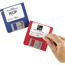 """Avery® Removable Diskette Labels, Removable Adhesive, 2-11/16"""" x 2"""", 375/PK Thumbnail 2"""