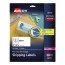 "Avery® Shipping Labels, Permanent Adhesive, Print to the Edge, 2"" x 3 3/4"", 200/PK Thumbnail 1"