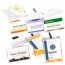"""Avery® Top-Loading Hanging-Style Name Badges, 3"""" x 4"""", 100/BX Thumbnail 2"""