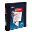 "Avery® Heavy-Duty View Binder, 1"" One-Touch Rings, 220-Sheet Capacity, DuraHinge®, Black Thumbnail 1"