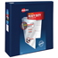 "Avery® Heavy-Duty View Binder, 4"" One-Touch Rings, 780-Sheet Capacity, DuraHinge®, Navy Blue Thumbnail 1"