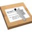 "Avery® Shipping Labels, TrueBlock® Technology, Permanent Adhesive, 8 1/2"" x 11"", 100/BX Thumbnail 2"