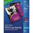 Avery® Matte White DVD Case Inserts, 20/PK Thumbnail 1