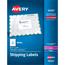"Avery® Shipping Labels, Permanent Adhesive, , 3 1/2"" x 5"", 1000/BX Thumbnail 1"