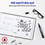 Marks-A-Lot® Desk-Style Permanent Markers, Black, 36/PK Thumbnail 6