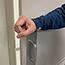 Nemco Clean Getaway™ Stainless Steel Hands-Free Door Opener, Forearm Unit Thumbnail 2