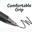 BIC® BU3 Retractable Ballpoint Pen, Bold, 1.0mm, Black, DZ Thumbnail 4