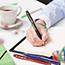 BIC® BU3 Retractable Ballpoint Pen, Bold, 1.0mm, Red, Dozen Thumbnail 6