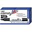 BIC® Intensity™ Low Odor Tank Dry Erase Marker, Chisel Tip, Black Thumbnail 1
