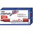 BIC® Intensity™ Low Odor Tank Dry Erase Marker, Chisel Tip, Red Thumbnail 1