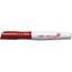BIC® Intensity™ Low Odor Tank Dry Erase Marker, Chisel Tip, Red Thumbnail 2