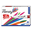 BIC® Intensity™ Low Odor Dry Erase Marker, Fine XL Bullet Tip, Assorted Colors, 36/ST Thumbnail 1