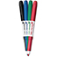 BIC® Intensity™ Low Odor Pocket Dry Erase Marker, Fine Point, Assorted, 4/ST Thumbnail 2