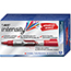 BIC® Intensity™ Advanced Tank Dry Erase Marker, Chisel Tip, Red Thumbnail 1
