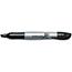 BIC® Intensity™ Permanent Marker, Chisel Tip, Black Thumbnail 2