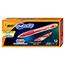 BIC® Gelocity Roller Ball Retractable Gel Pen, Red Ink, .7mm, Medium, Dozen Thumbnail 1