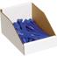 """W.B. Mason Co. Open Top Bin Boxes, 6"""" x 9"""" x 4 1/2"""", White, 25/BD Thumbnail 1"""