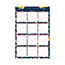 "Blue Sky™ Day Designer Laminated Wall Calendar, 36"" x 24"", 2021 Thumbnail 2"