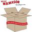 """W.B. Mason Co. Double Wall boxes, 30"""" x 30"""" x 30"""", Kraft, 5/BD Thumbnail 2"""