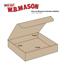"W.B. Mason Co. Literature mailers, 11 1/2"" x 11 1/2"" x 3 3/4"", Kraft, 50/BD Thumbnail 2"