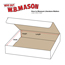 "W.B. Mason Co. Literature mailers, 12 1/2"" x 5"" x 3"", White, 50/BD Thumbnail 3"
