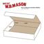 "W.B. Mason Co. Literature mailers, 14"" x 12"" x 4"", White, 50/BD Thumbnail 3"