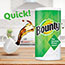 Bounty® Paper Towels, 2-Ply, White, 54 Sheets/Roll, 24 Rolls/Carton Thumbnail 4
