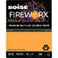Boise® FIREWORX® Colored Paper, 20 lb., 8 1/2 x 11, Golden Glimmer, 500/RM Thumbnail 1