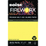 Boise® FIREWORX® Colored Paper, 20lb., 11 x 17, Crackling Canary, 500/RM Thumbnail 1