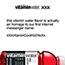 Vitamin Water® XXX Acai Blueberry Pomegranate, 16.9 oz., 24/CS Thumbnail 3