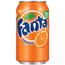 Fanta Orange Soda, 12 oz. Can, 12/PK Thumbnail 1