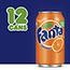 Fanta Orange Soda, 12 oz. Can, 12/PK Thumbnail 7