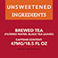 Gold Peak® Iced Tea, Unsweetened, 18.5 oz., 12/PK Thumbnail 5