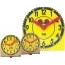 Carson-Dellosa Publishing Judy Clock Teaching Set Thumbnail 1