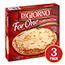 DiGiorno® Pizza For One Single Serve Traditional Crust Four Cheese Pizza, 9.2 oz, 3 Count Thumbnail 4