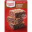 Duncan Hines® Chewy Fudge Full Size Brownie Mix, Family Size, 18.3 oz Thumbnail 1