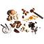 RX Bar® Chocolate Sea Salt Protein Bars, 1.83 oz., 12/Box Thumbnail 3