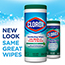 Clorox® Disinfecting Wipes, Bleach Free Cleaning Wipes, Fresh, 35 Count Thumbnail 2