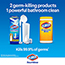 Clorox® ToiletWand® Disinfecting Refills, Disposable Wand Heads, 6 Count/PK Thumbnail 7