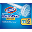 Clorox® ToiletWand® Disinfecting Refills, Disposable Wand Heads, 6 Count/PK Thumbnail 9