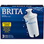 Brita® Replacement Water Filter for Pitchers, 3 Count Thumbnail 5