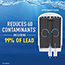 Brita® On Tap Water Filtration System Replacement Filters For Faucets, White Thumbnail 5