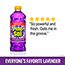Pine-Sol® All Purpose Cleaner, Lavender Clean®, 48 Ounce Bottle, 8/CT Thumbnail 6